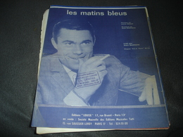 Chanson       Alain Barriére Les Matin Bleus - Autres