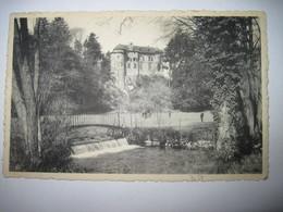 CPA  BELGIQUE VIRELLES-les-CHIMAY Le Chateau  T.B.E - Chimay