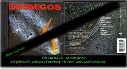 LOS ENEMIGOS - La Vida Mata - Sehr Gute Erhaltung - Verry Good Condition. - Hard Rock & Metal