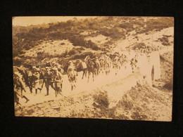 CPA Du 2°RAM, Régiment D'Artillerie De Montagne, Canon De 65mm De Montagne, St Florent, Corse, 1910. - Régiments