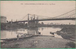 49 - Chalonnes Sur Loire - Le Pont - Editeur: Vassellier N°1703 - Chalonnes Sur Loire
