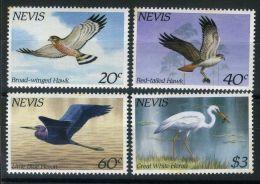 NEVIS ( POSTE ) Y&T N°  267/270  TIMBRES  NEUFS  SANS  TRACE  DE  CHARNIERE , ROUSSEUR , A  VOIR . - St.Kitts And Nevis ( 1983-...)