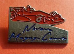 """Pin's : """"NEVERS-MAGNY-COURS """"   F1  Joli - Automobile - F1"""