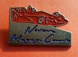 "Pin's : ""NEVERS-MAGNY-COURS ""   F1  Joli - Car Racing - F1"