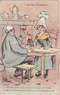 Ces Bons Normands - Galry - Künstlerkarten