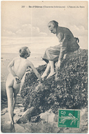 ILE D'OLERON - L'Heure Du Bain - Homme Nu, Naturisme - Ile D'Oléron