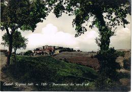 27756. Postal CASTEL RIGONE (Perugia) Umbria. Panoramica Nord Est - Perugia