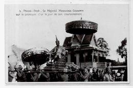 CPA Cambodge Asie Asia Non Circulé Type Roi Monivong Sisowath - Cambodge