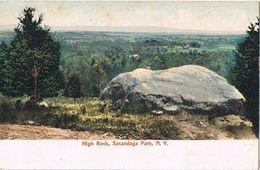 27757. Postal SACANDAGA PARK (NY). Vista High Rock - NY - New York