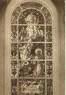 SAVENTHEM-ZAVENTEM-PENSIONNAT DES RELIGIEUSES URSULINES-VISION DE Ste ANGELE-VITRAIL - Zaventem