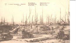 Heuvelland - CPA - Kemmel - Dépot De Munitions - Heuvelland