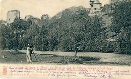 79 - Niort : La Sèvre Au Pied Du Château Salbart - Niort