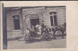 CARTE-PHOTO----CALECHE----voir 2 Scans - Cartes Postales