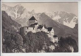 VADUZ - LE CHATEAU - 23.08.49 - Liechtenstein