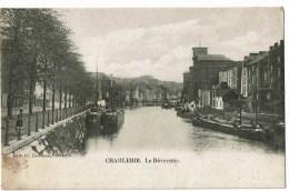 Chaleroi  Le Deversoir - Zonder Classificatie