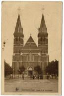 Quaregnon Sud    Eglise De ND   De Lourdes - Quaregnon