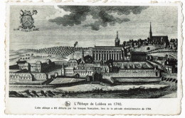 Lobbes  L'abbaye - Lobbes