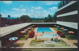 °°° 10877 - MALAYSIA - KUALA LUMPUR - FEDERAL HOTEL - 1972 With Stamps °°° - Malesia