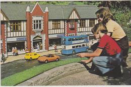 Postcard - Town Centre Shops - Model Village, Gt. Yarmouth - Card No.691 - VG - Postcards