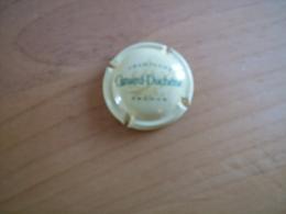 Plaque De Muselet Champagne Canard-Duchêne - Canard Duchêne