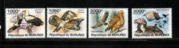 OISEAUX    République  Du BURUNDI    N° ? ?     RAPACES    Année 2011   NEUF - Collections, Lots & Series