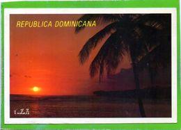 REPÚBLICA DOMINICANA - Atardecer - Cartoline