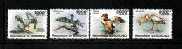 OISEAUX    République  Du BURUNDI    N° ? ?   PELICAN     Année 2011   NEUF - Collections, Lots & Series