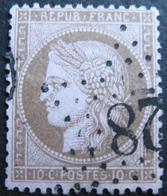 Lot FD/1085 - CERES N°58 - ETOILE DE PARIS N°28 - 1871-1875 Ceres