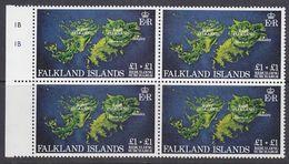 Falkland Islands 1982 Rebuilding Fund 1v Bl Of 4  ** Mnh (37838) - Falklandeilanden