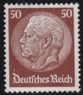 Deutsches  Reich   . Michel   .   473          .    *    .   Ungebraucht Mit Falz   .   /  .   Mint-hinged - Ungebraucht