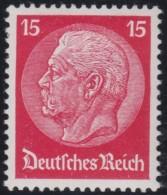 Deutsches  Reich   . Michel   .   488   .    *    .   Ungebraucht Mit Falz   .   /  .   Mint-hinged - Ungebraucht