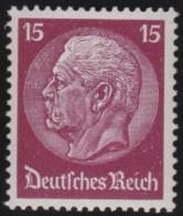Deutsches  Reich   . Michel   .    470         .    **    .   POSTFRISCH     .   /  .    MNH - Ungebraucht