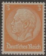 Deutsches  Reich   . Michel   .    482        .    **    .   POSTFRISCH     .   /  .    MNH - Ungebraucht