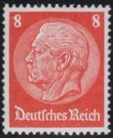 Deutsches  Reich   . Michel   .    485         .    **    .   POSTFRISCH     .   /  .    MNH - Ungebraucht