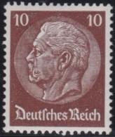 Deutsches  Reich   . Michel   .    486         .    **    .   POSTFRISCH     .   /  .    MNH - Ungebraucht