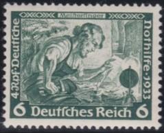 Deutsches  Reich   . Michel   .   502         .    **    .   POSTFRISCH     .   /  .    MNH - Ungebraucht