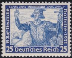 Deutsches  Reich   . Michel   .   506A         .    **    .   POSTFRISCH     .   /  .    MNH - Ungebraucht