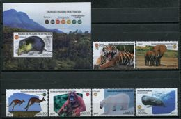 Cuba 2017 / Fauna Animals Mammals MNH Mamiferos Säugetiere / Cu7301  5 - Postzegels