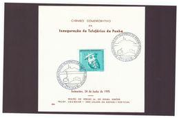 Portugal 1995 - Cartoline Maximum