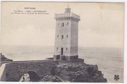 Finistère - Le Conquet - Le Phare De La Pointe De Kermorvan - Le Conquet