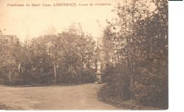 Bruxelles - CPA - St Lambrechts Woluwe St Lambert - Pensionnat Du Sacré Coeur, Lindthout - St-Lambrechts-Woluwe - Woluwe-St-Lambert