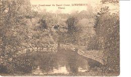 Bruxelles - CPA - St Lambrechts Woluwe St Lambert - Pensionnat Du Sacré Coeur, Lindthout - Woluwe-St-Lambert - St-Lambrechts-Woluwe
