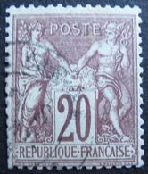 Lot FD/1088 - SAGE Type I N°67 - CàD - Cote : 20,00 € - 1876-1878 Sage (Type I)