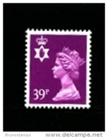GREAT BRITAIN - 1991  NORTHERN IRELAND  39 P.  MINT NH   SG  NI68 - Irlanda Del Nord