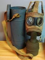 Masque à Gaz De 1914-18 - Equipment