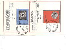 Pérou ( Folder Premier Jour De 1967 à Voir) - Perù