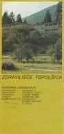 Slovenia Topolsica - Guide - Dépliants Touristiques