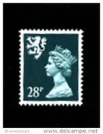 GREAT BRITAIN - 1991  SCOTLAND  28 P.  MINT NH   SG  S75 - Scozia