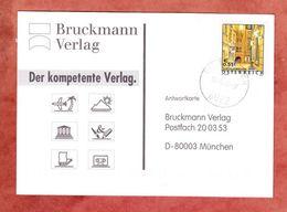 Karte, EF Wien, Innsbruck Nach Muenchen 2002 (47800) - 1945-.... 2a Repubblica