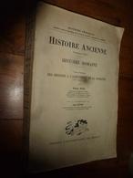 1940 HISTOIRE ANCIENNE (Romaine)  Tome 1er -des Origines à L'achèvement De La Conquète (133 Av J.C.), Par Ettore Pais - Livres, BD, Revues